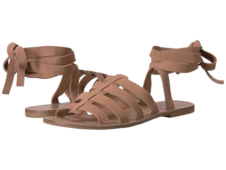 Warm Creature - Moby (Blush) Women's Sandals