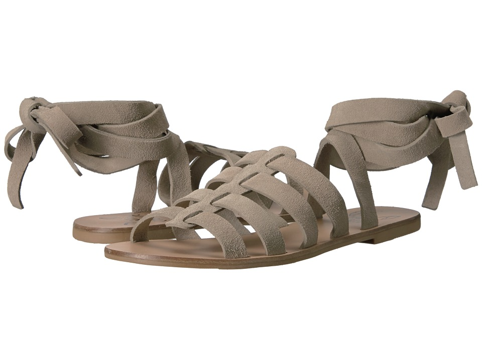 Warm Creature - Moby (Grey) Women's Sandals