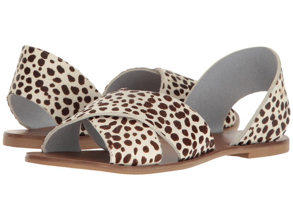 Warm Creature - Kingsley (Leopard) Women's Sandals