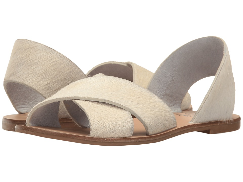 Warm Creature - Kingsley (White) Women's Sandals