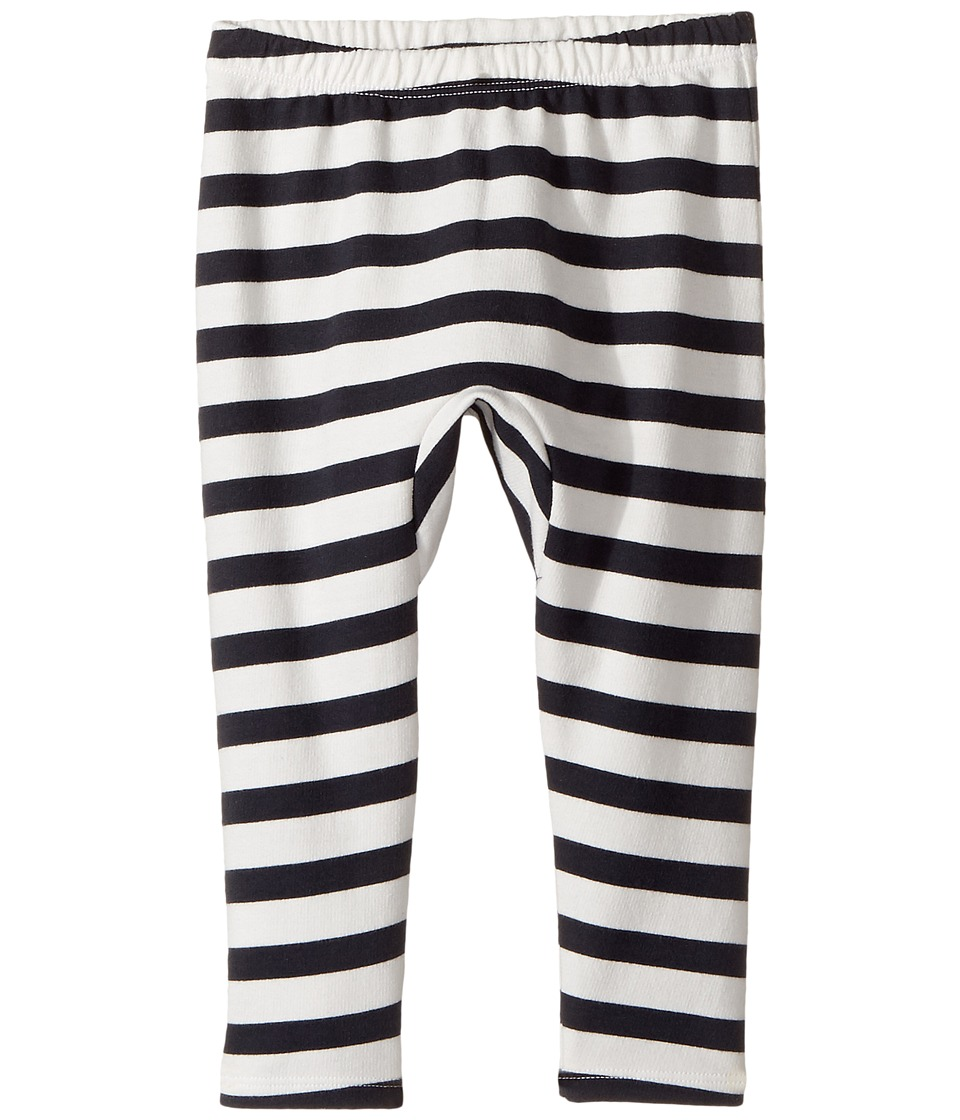 Munster Kids - Lines Track Pants (Infant/Toddler) (Black Stripe) Boy's Casual Pants