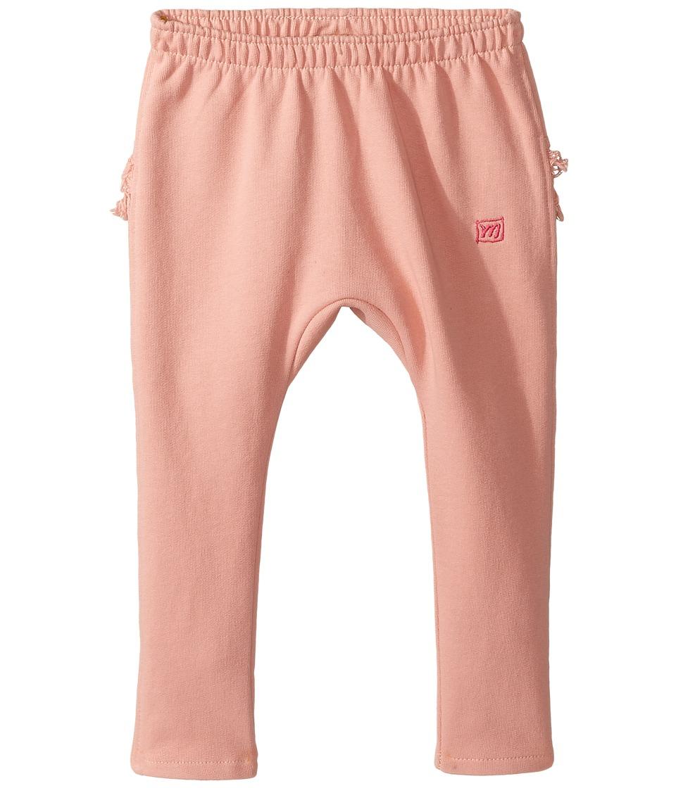 Munster Kids - Swing Pants (Infant/Toddler) (Desert Rose) Girl's Casual Pants