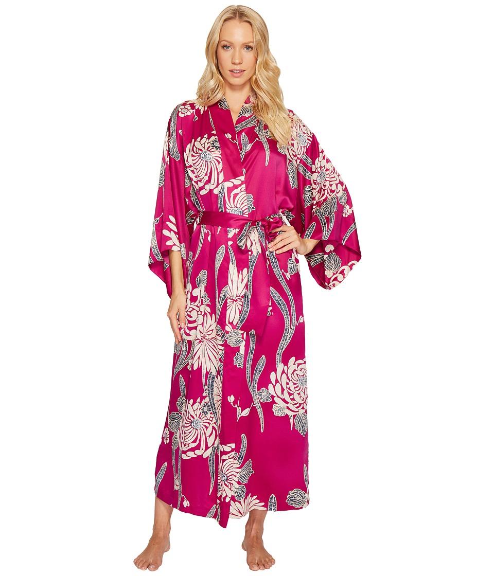 Natori - Aizome Robe (Petunia) Women's Robe