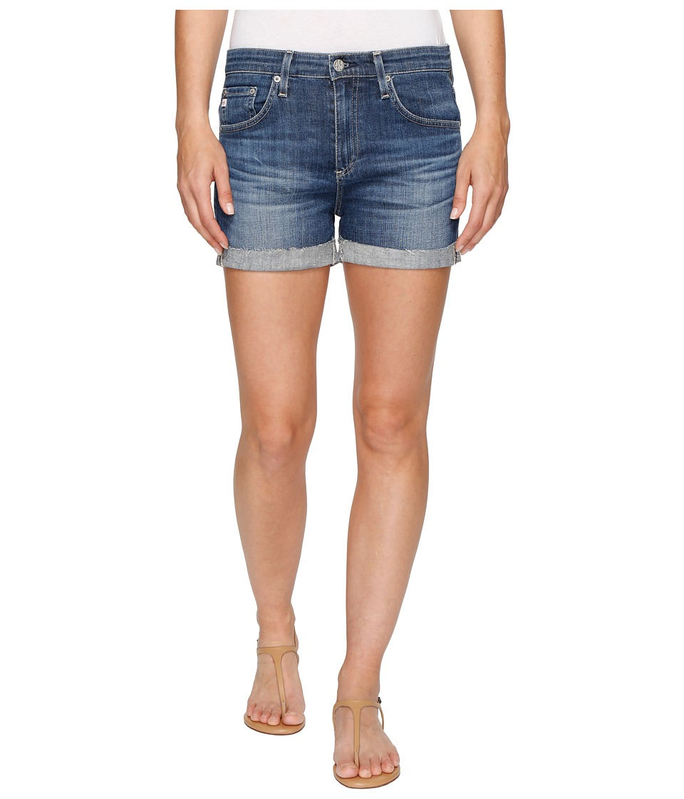AG Adriano Goldschmied - Hailey Shorts in 10 Years Dispatch (10 Years Dispatch) Women's Shorts