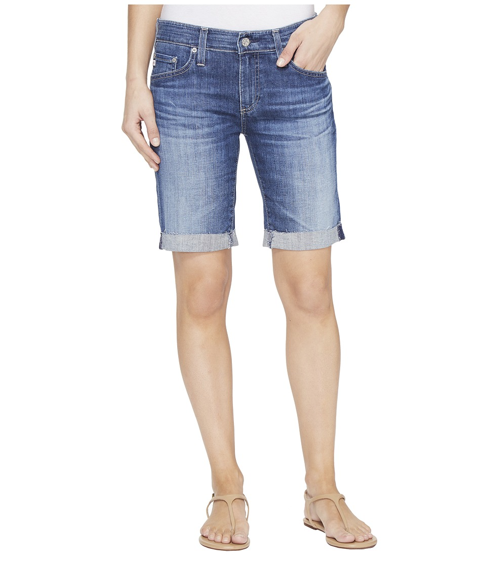 AG Adriano Goldschmied - The Nikki Shorts in 10 Years Dispatch (10 Years Dispatch) Women's Shorts