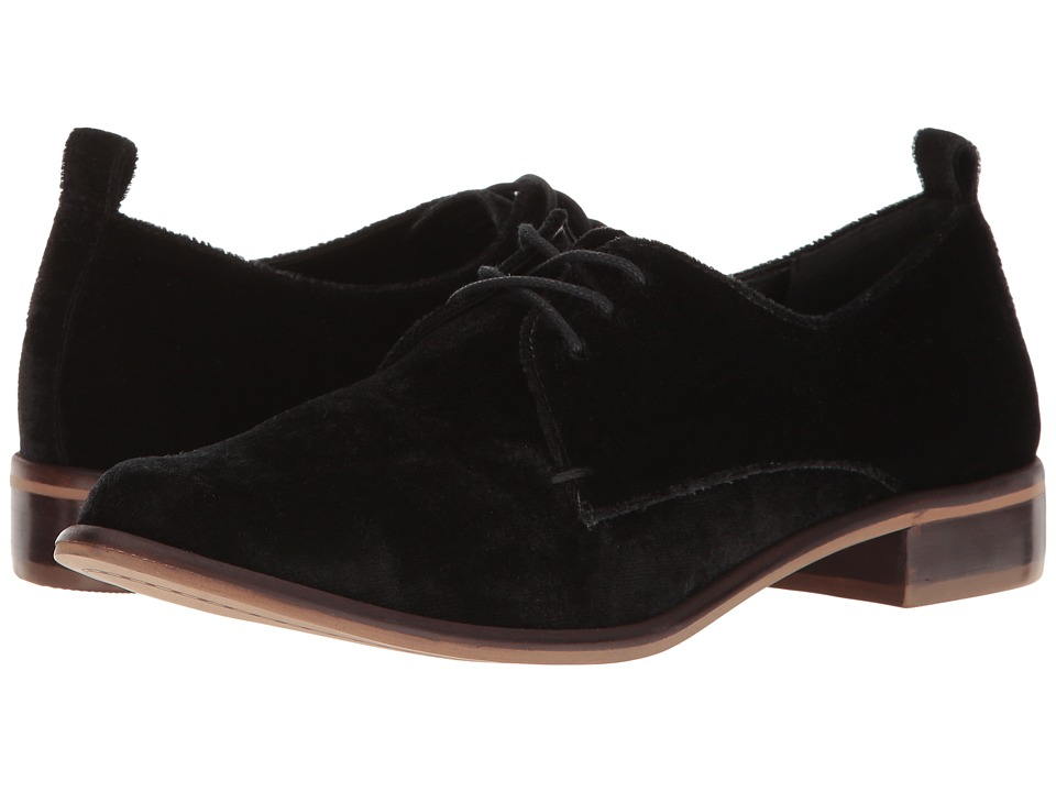 M4D3 - Osaka (Black Velvet) Women's 1-2 inch heel Shoes
