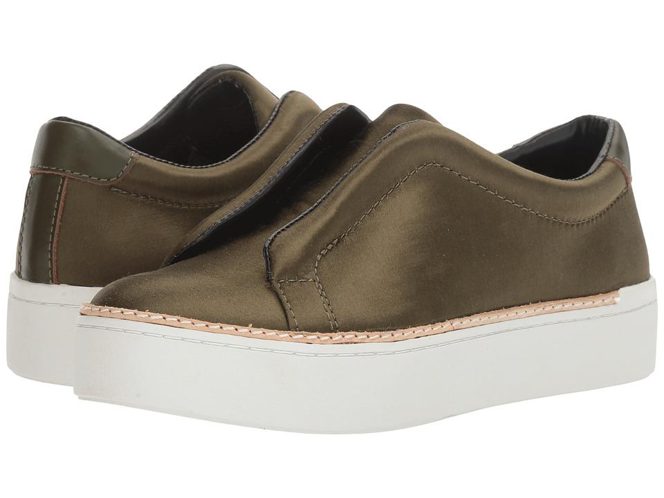 M4D3 - Super (Military Green Satin) Women's Shoes