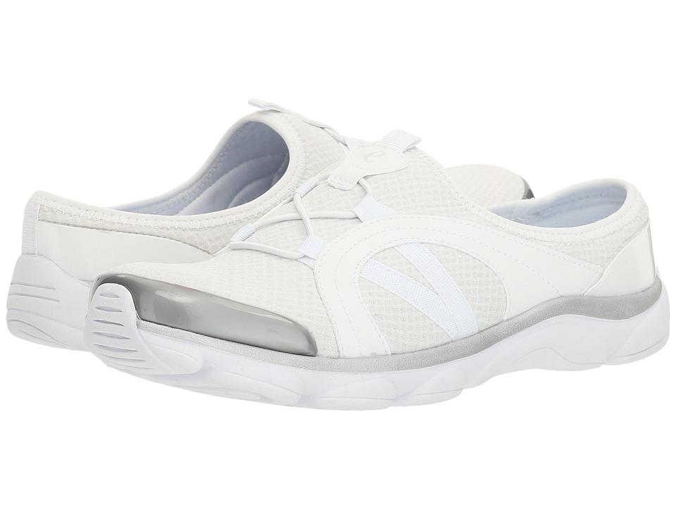 Easy Spirit - Radiostar (White Multi Fabric) Women's Shoes