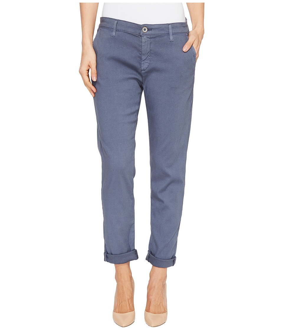 AG Adriano Goldschmied - Caden Trousers in Sulfur Frontier Blue (Sulfur Frontier Blue) Women's Jeans