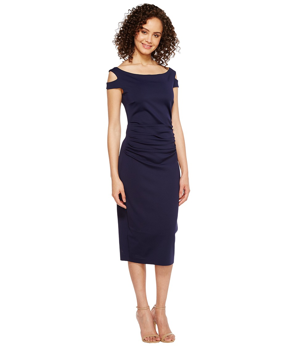 Trina Turk - Enliven Dress (Indigo) Women's Dress