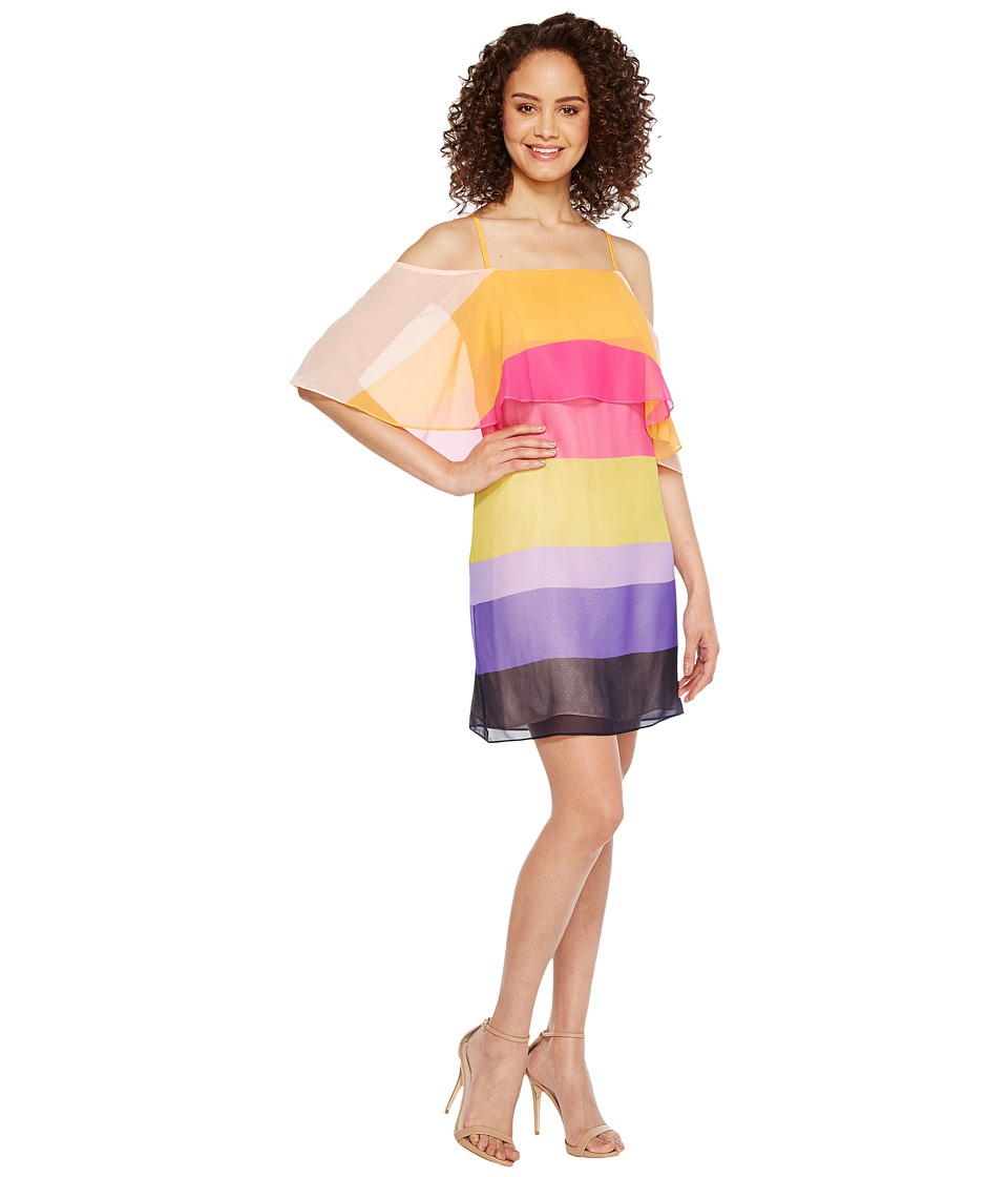 Trina Turk - Butterfly Dress (Multi) Women's Dress