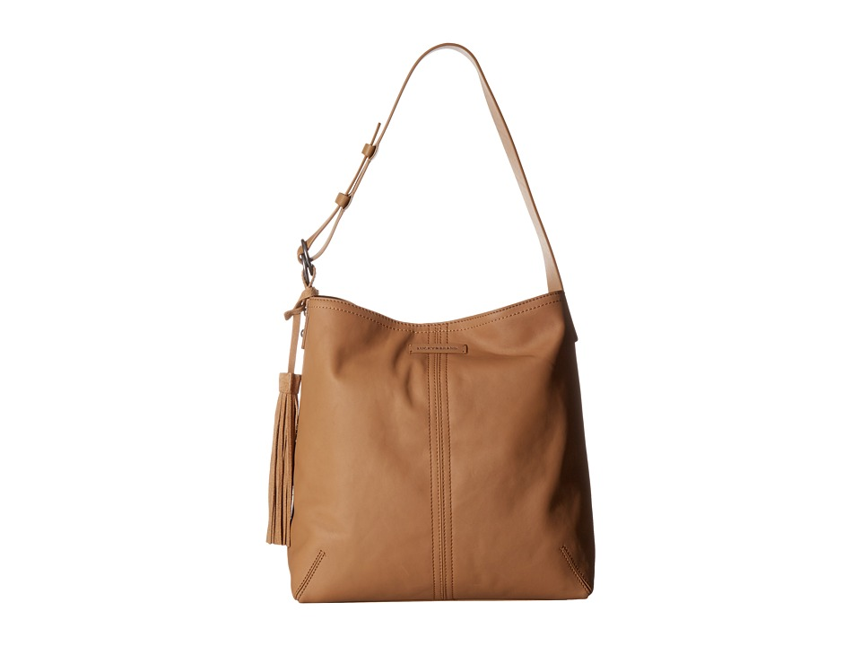 Lucky Brand - Corey Bucket (Sandbox) Handbags