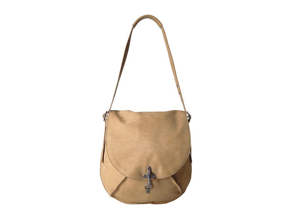 Lucky Brand - Maya Shoulder (Sandbox) Handbags