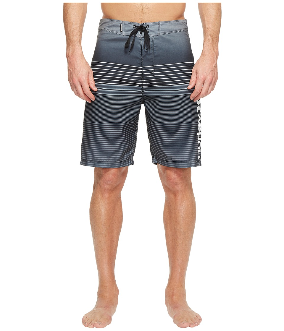 Hurley - Clash 21 Boardshorts (Black) Men's Swimwear
