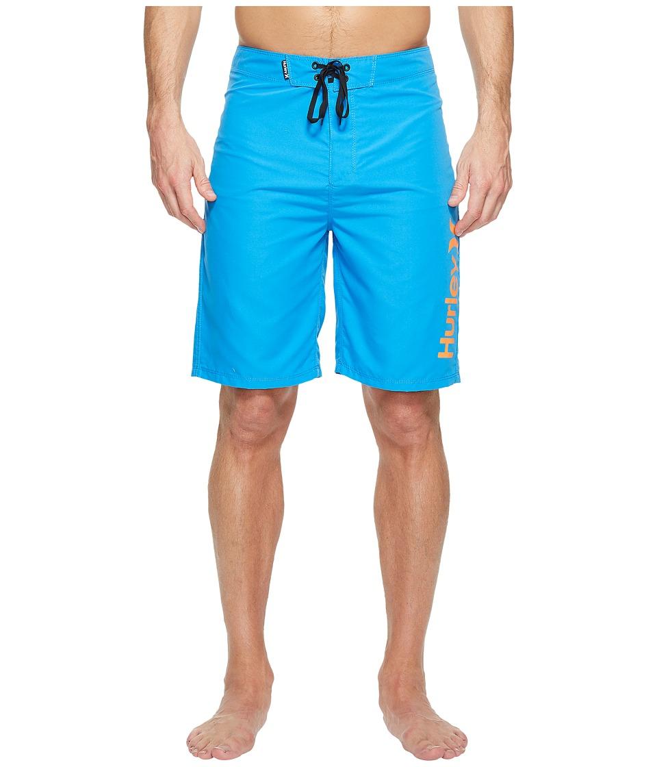 Hurley - One Only 2.0 Boardshorts 21 (Light Photo Blue) Men's Swimwear