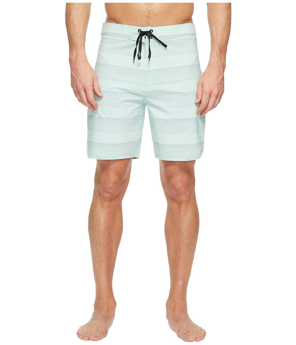 Hurley - Phantom Strike 19 Boardshorts (Mint Foam) Men's Swimwear