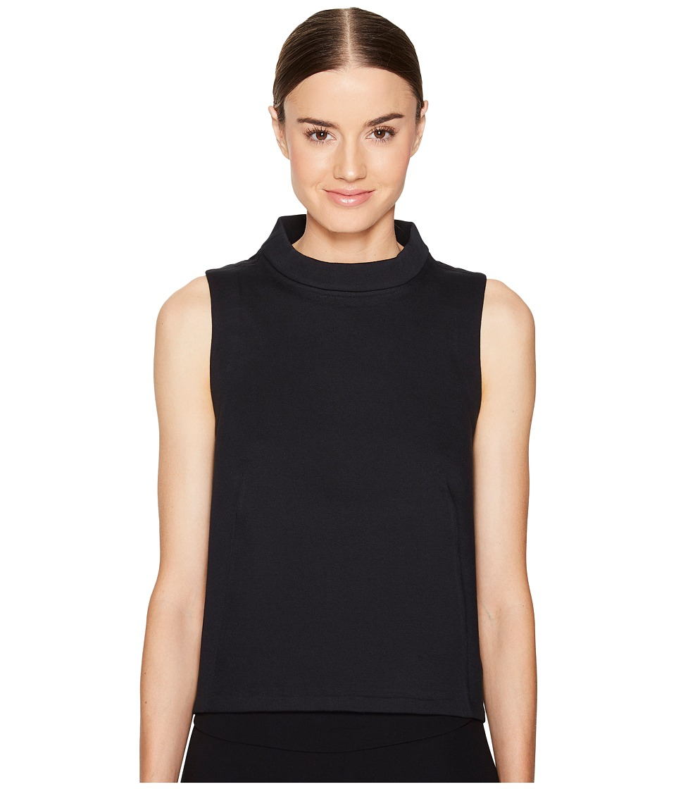 adidas Y-3 by Yohji Yamamoto - Future SP Top (Black) Women's Clothing