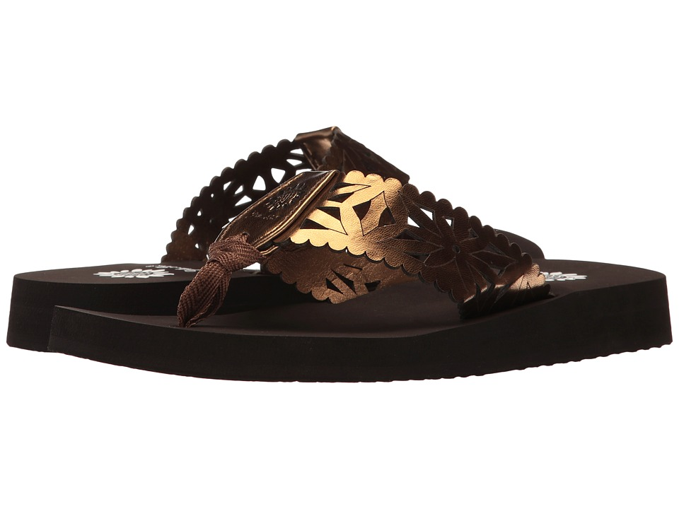 Yellow Box - Wiley (Bronze) Women's Sandals