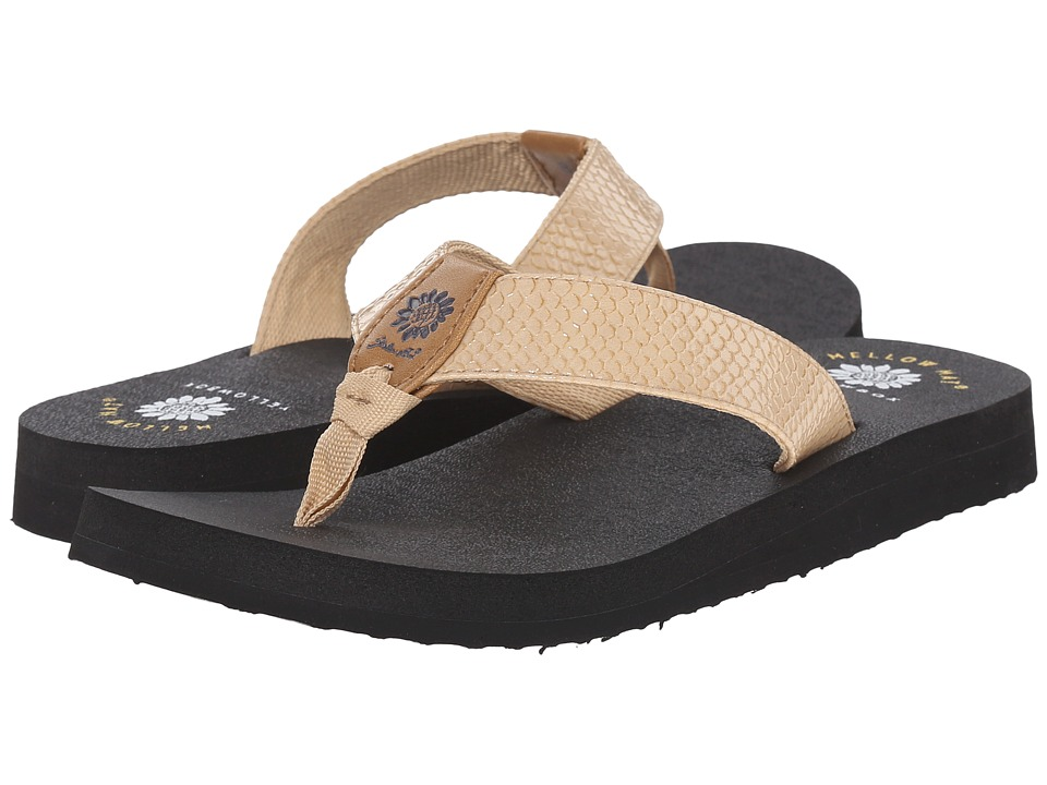 Yellow Box - Bountiful (Natural) Women's Sandals