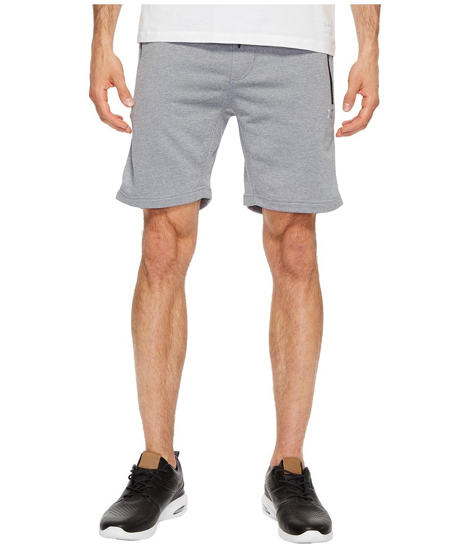 Hurley Dri-Fit Solar Shorts (Cool Grey) Men