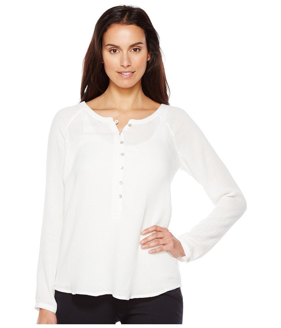 NIC+ZOE - Easy Street Top (Paper White) Women's Clothing