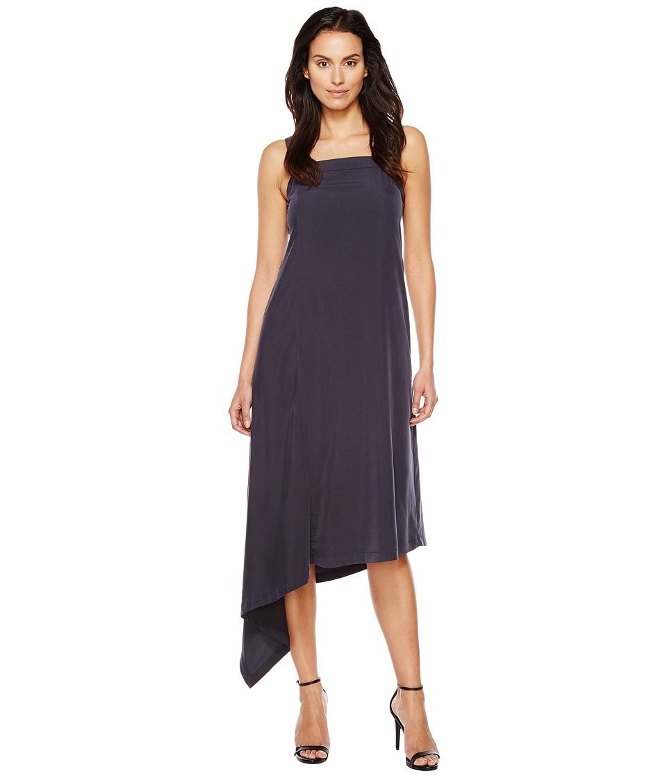 NIC+ZOE City Slicker Dress (Washed Midnight) Women