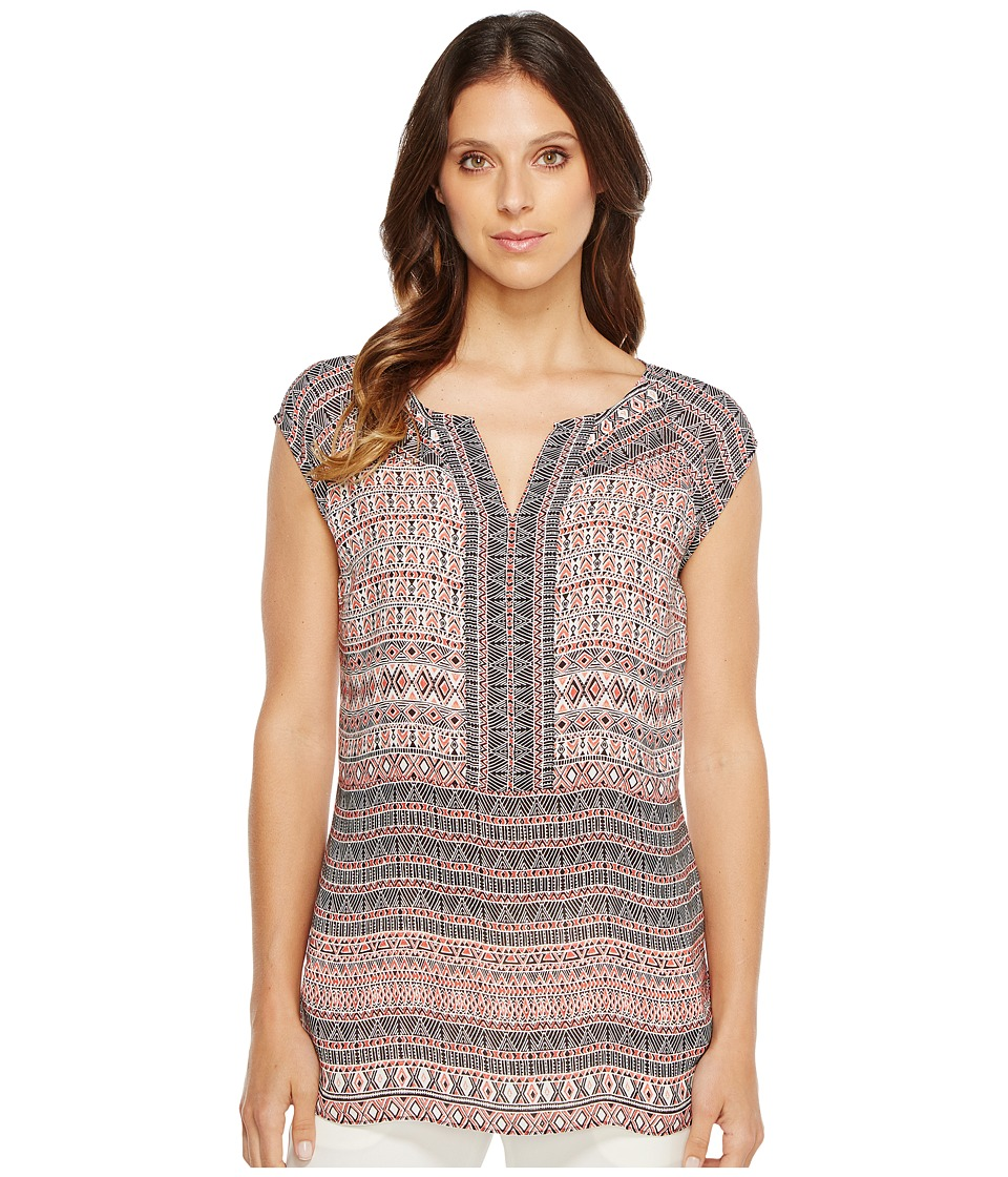 NIC+ZOE - Summer Solstice Top (Multi) Women's Clothing