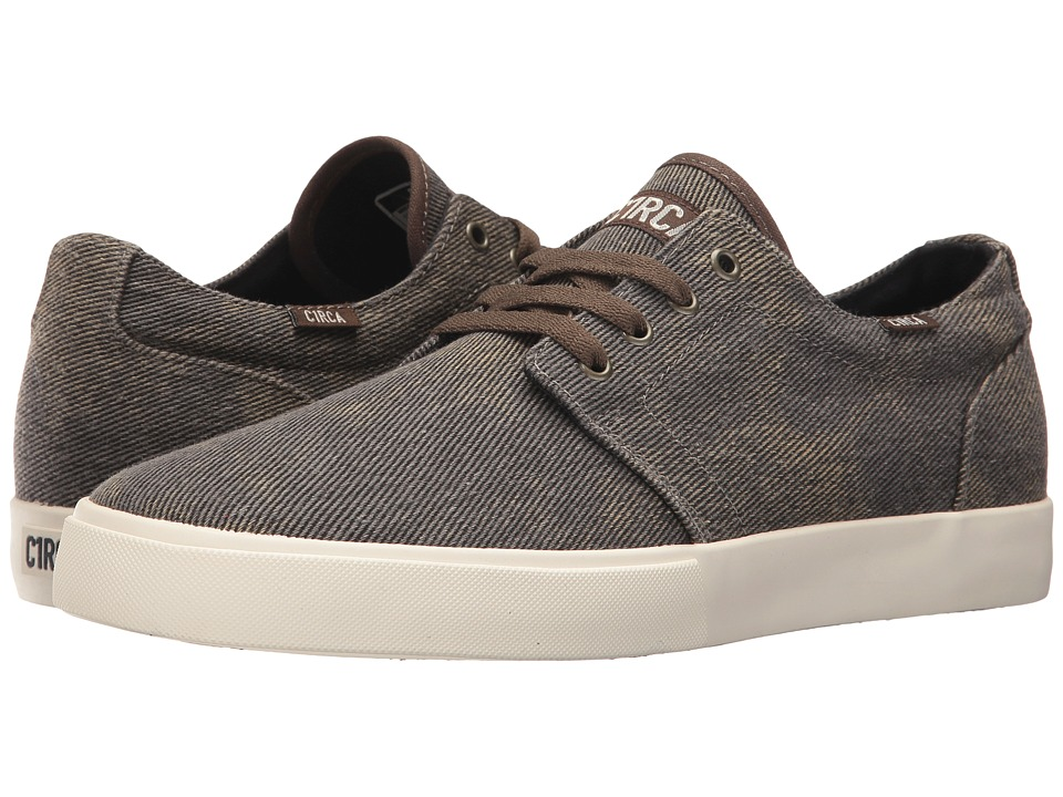 Circa - Drifter (Timber/Off-White) Men's Skate Shoes