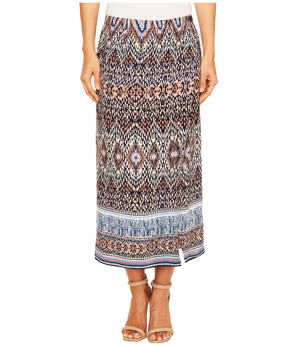NIC+ZOE Casa Blanca Skirt (Multi) Women