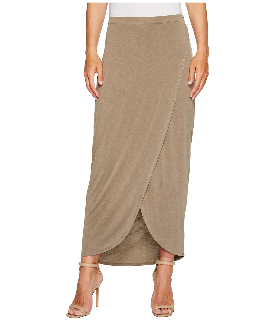 NIC+ZOE Boardwalk Skirt (Washed Marshland) Women
