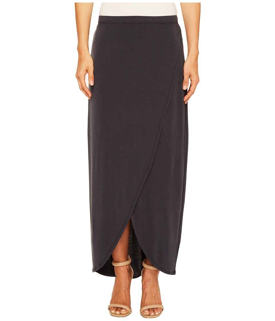 NIC+ZOE Boardwalk Skirt (Washed Midnight) Women