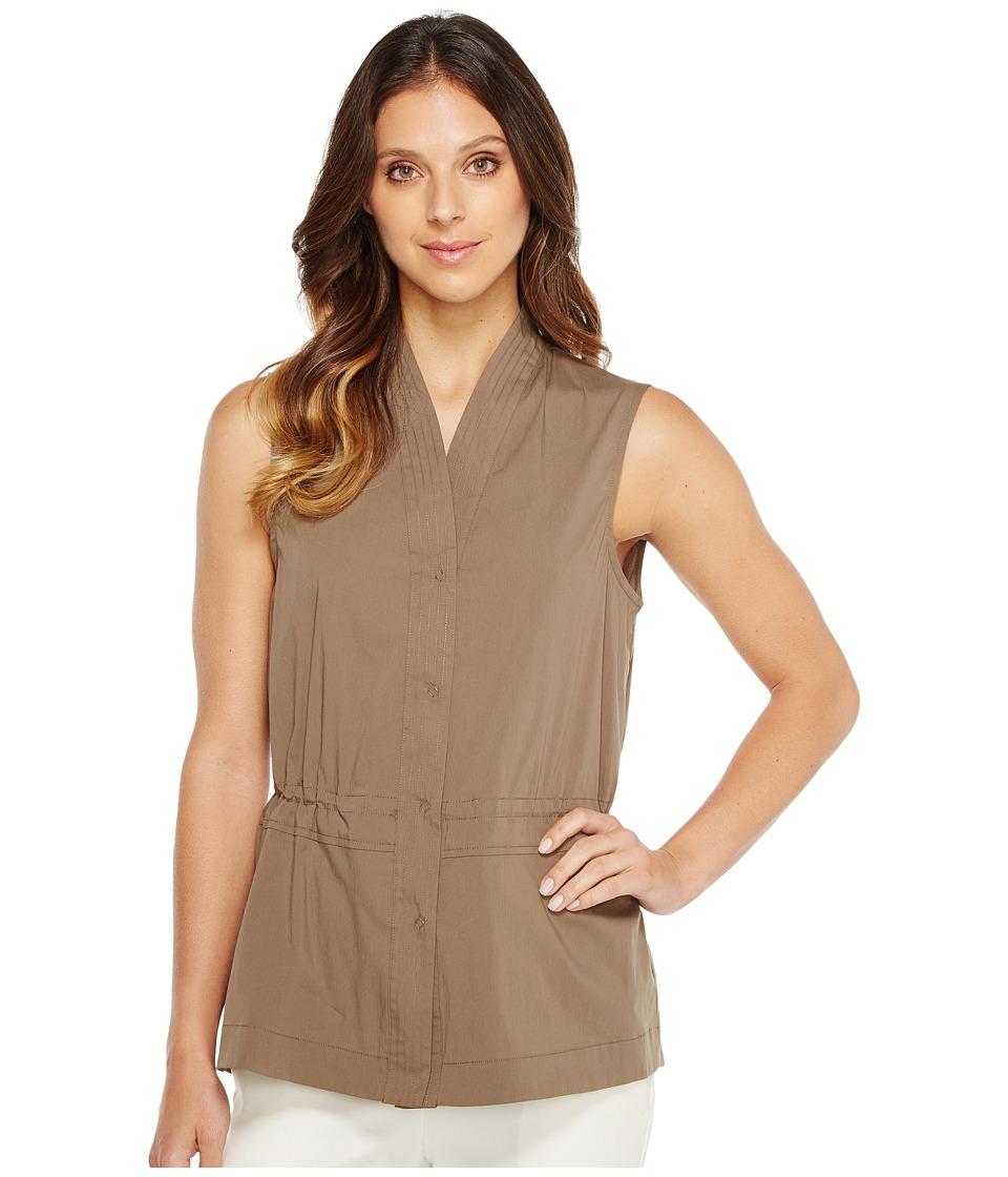 NIC+ZOE - Safari Vest (Marshland) Women's Vest