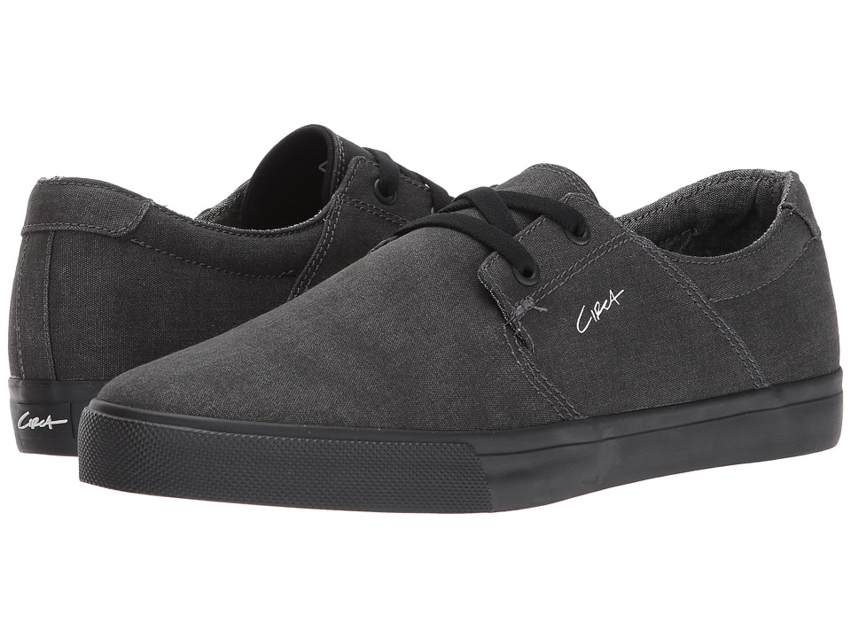 Circa - Alto (Charcoal/Black) Men's Skate Shoes