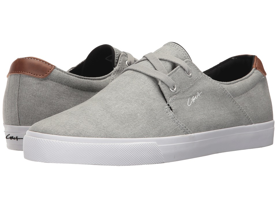 Circa - Alto (Washed Gray/White) Men's Skate Shoes