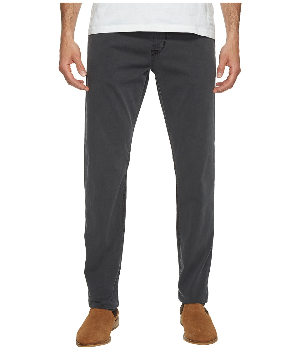 Hudson - Blake Slim Straight in Dusted Charcoal (Dusted Charcoal) Men's Jeans