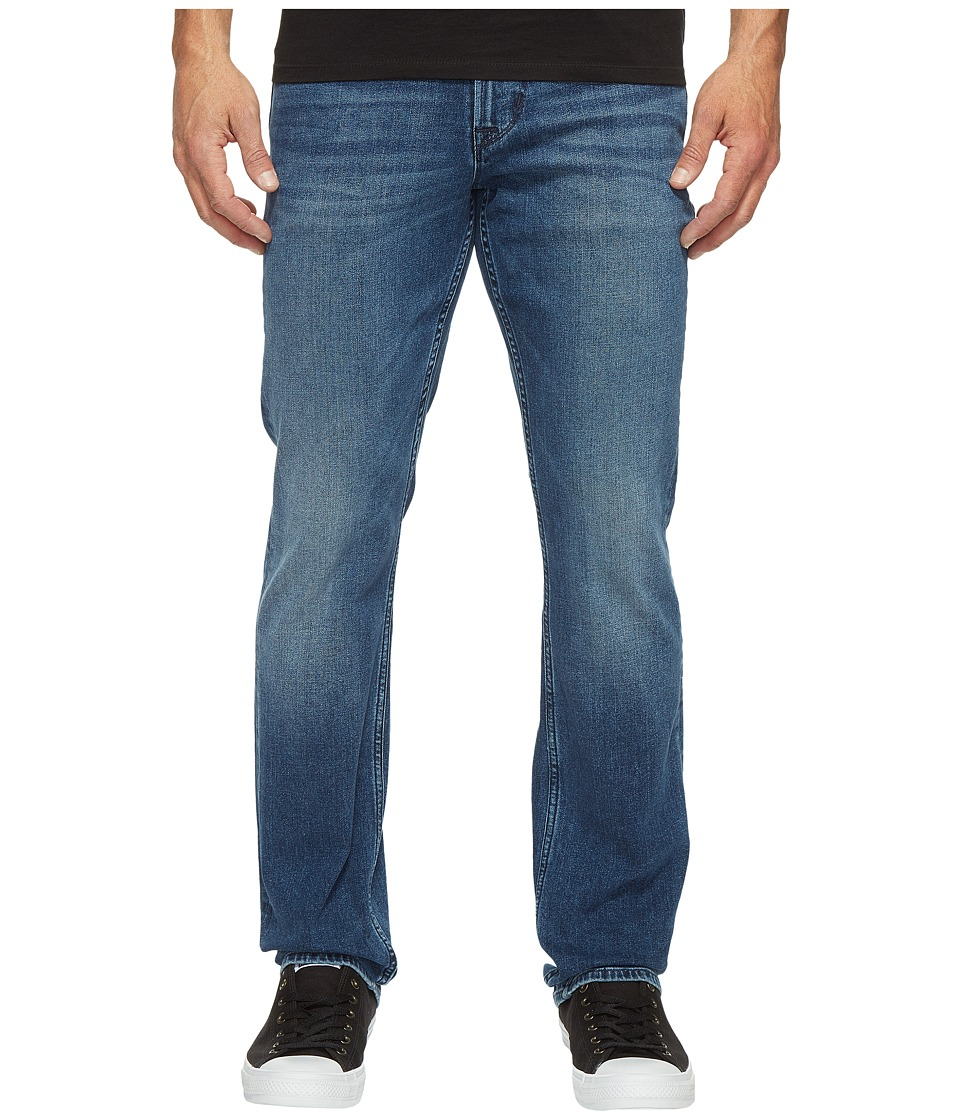 Hudson - Byron Straight Zip Fly in Gates (Gates) Men's Jeans
