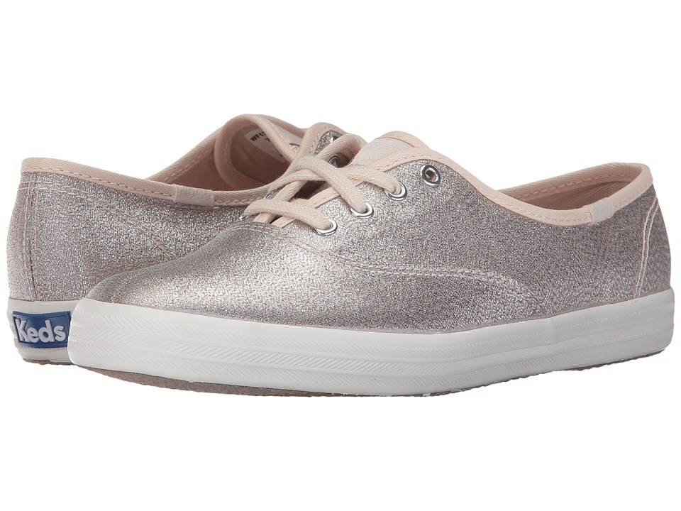 Keds - Champion Lurex (Champagne) Women's Shoes