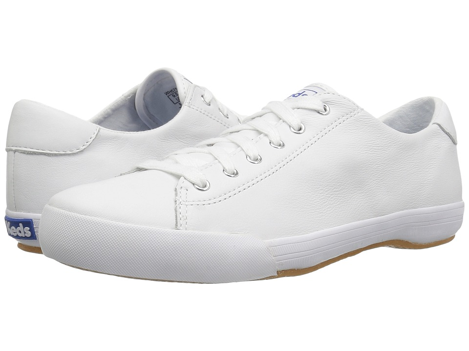 Keds Lex LTT (White Leather) Women