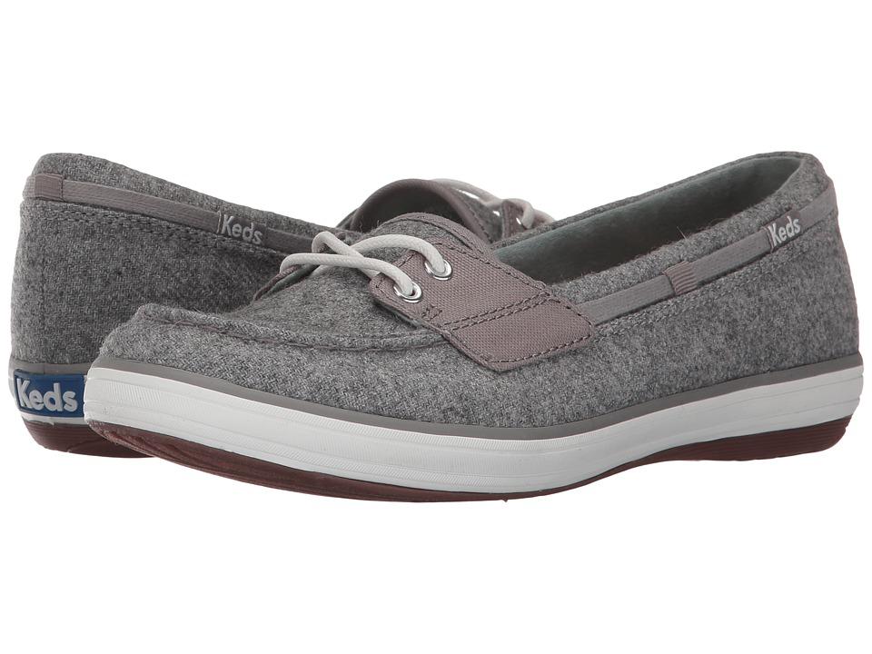 Keds Glimmer Wool (Gray) Women