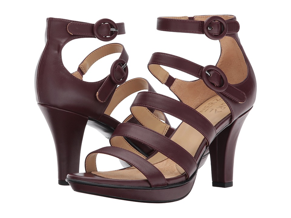 Naturalizer Dessie (Bordo Smooth) Women