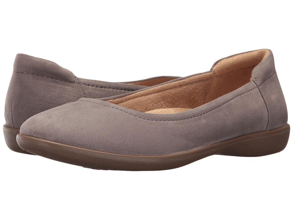 Naturalizer - Flexy (Modern Grey Microfiber) Women's Shoes