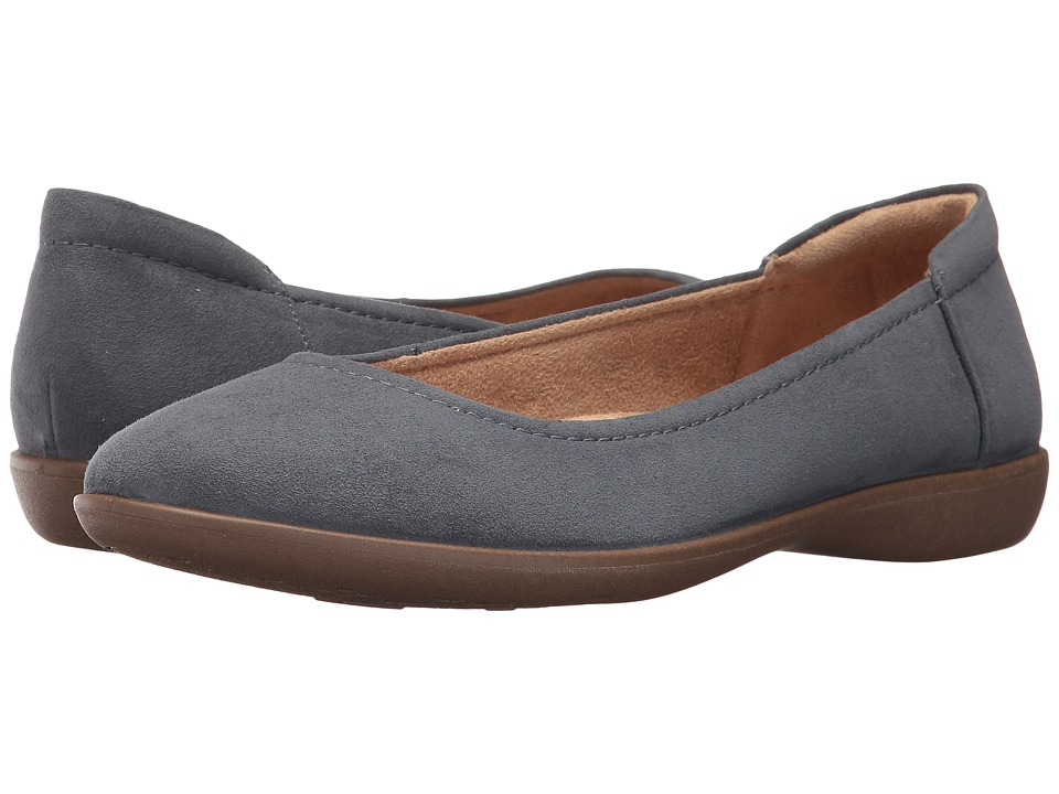 Naturalizer - Flexy (Lady Blue Microfiber) Women's Shoes