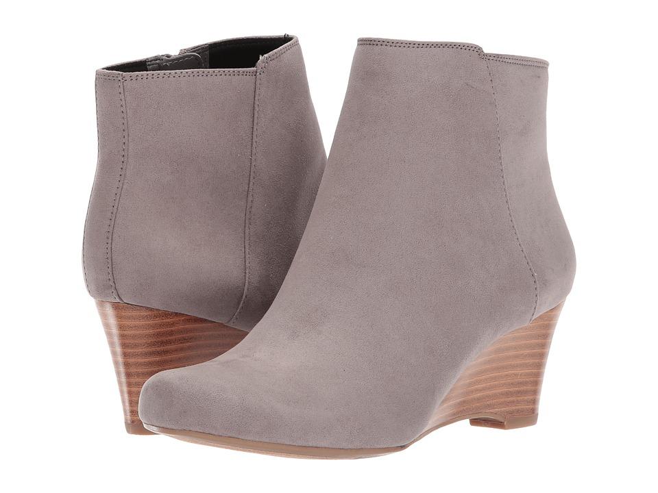 Naturalizer - Hilma (Modern Grey Microfiber) Women's Shoes