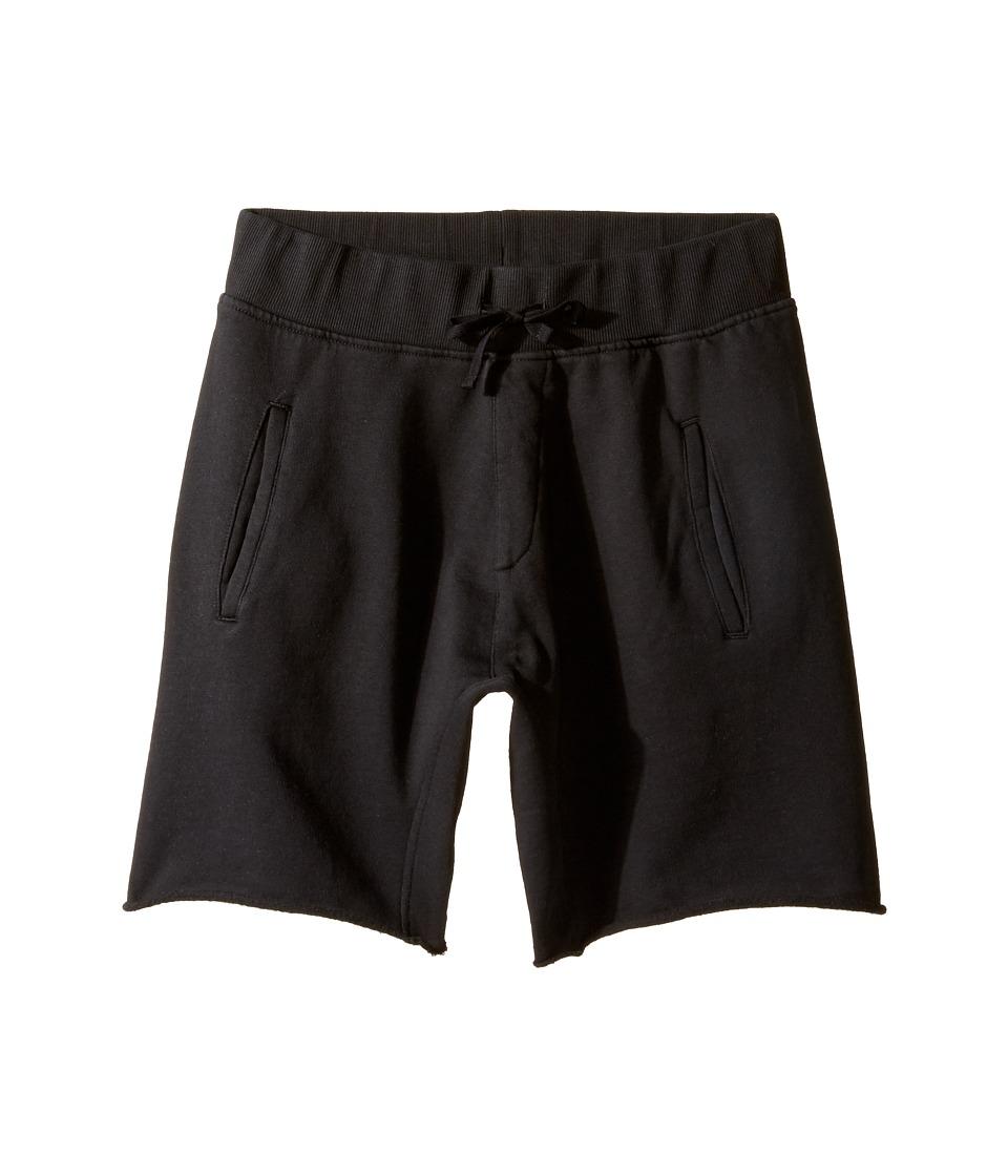Munster Kids - Snake Pit Track Pants (Toddler/Little Kids/Big Kids) (Soft Black) Boy's Casual Pants