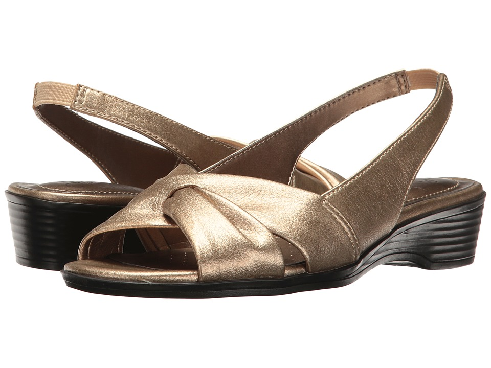 LifeStride - Mimosa 2 (Soft Gold) Women's Shoes