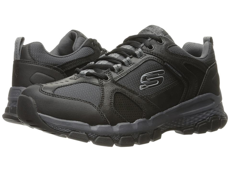 SKECHERS Outland 2.0 (Black/Charcoal) Men