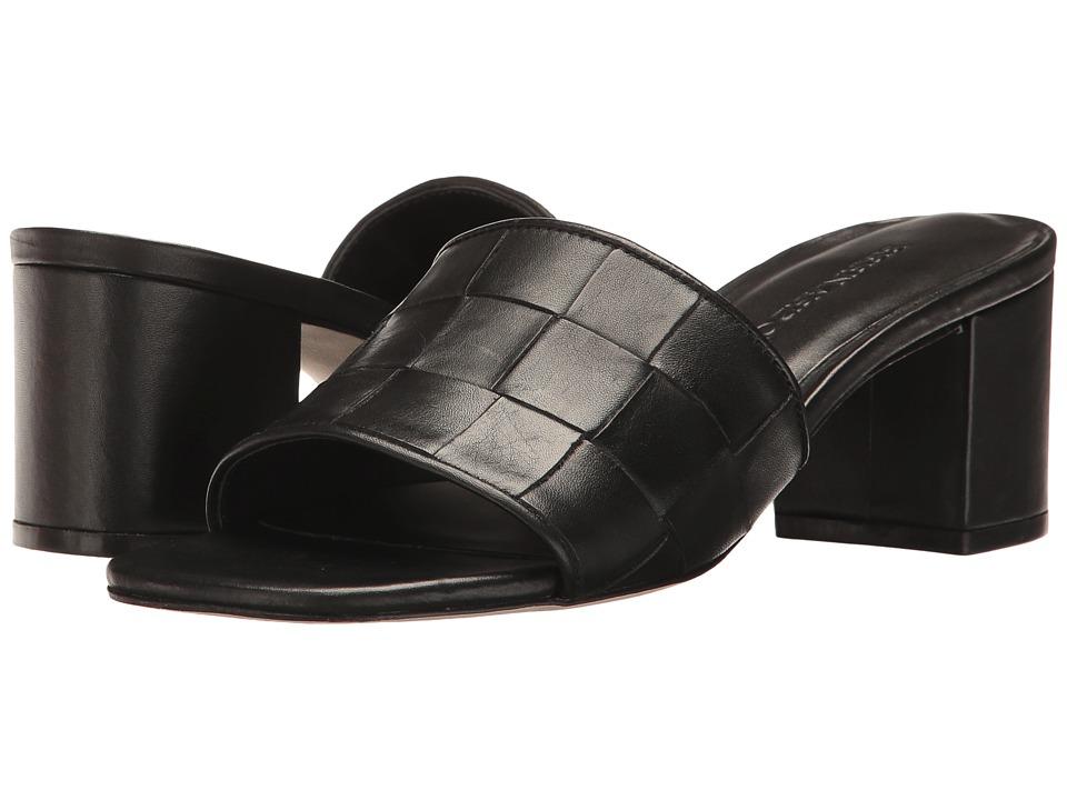 Image of Bernardo - Bridget (Black Glove Leather) Women's Shoes