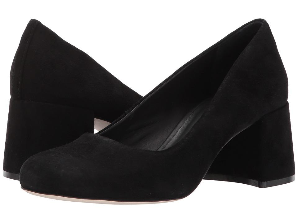 Image of Bernardo - Jackie (Black Suede) Women's Shoes