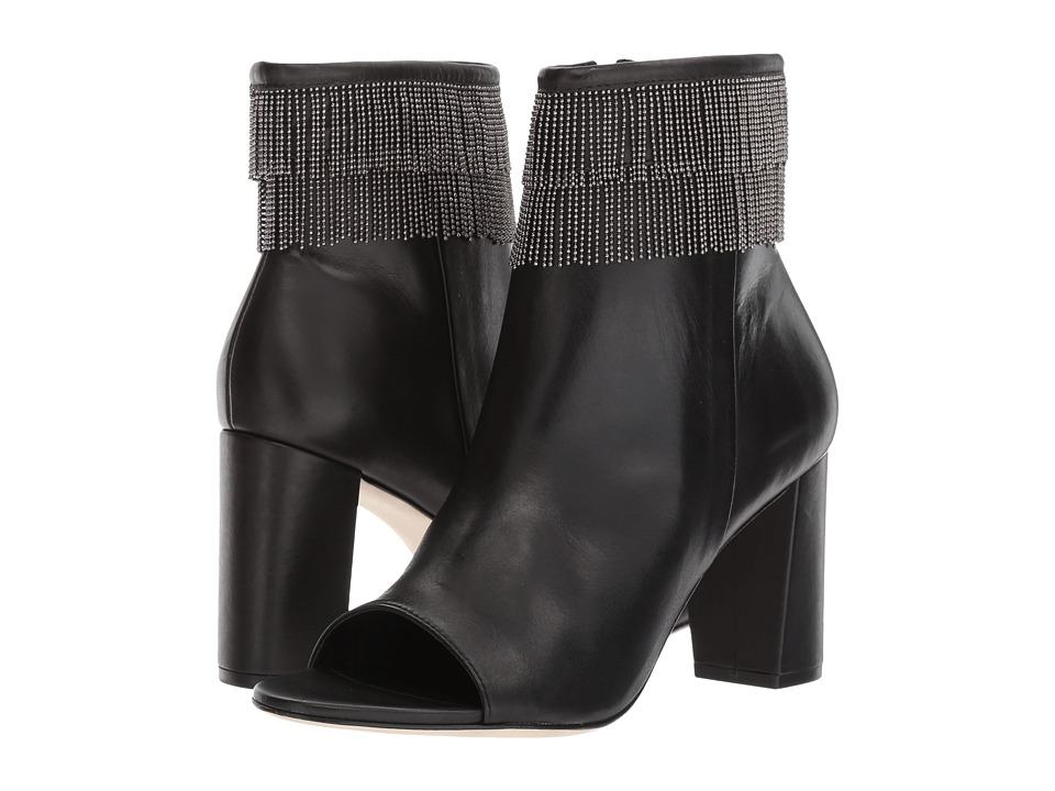 Bernardo Honour (Black Glove Leather) Women
