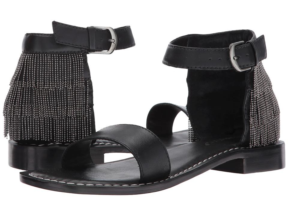 Bernardo Taci (Black Glove Leather) Women